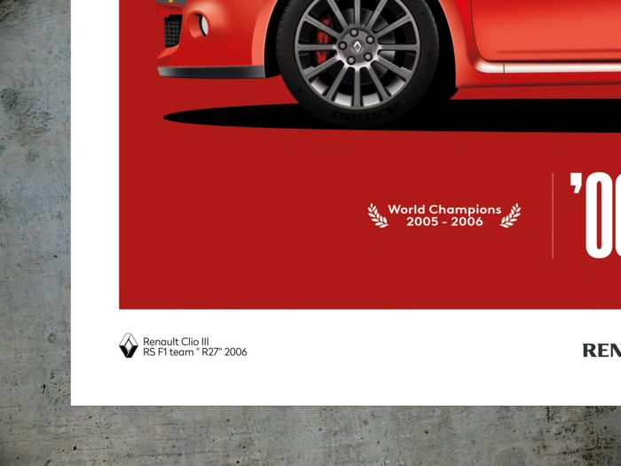 Jk Design - Clio 3 RS - 01