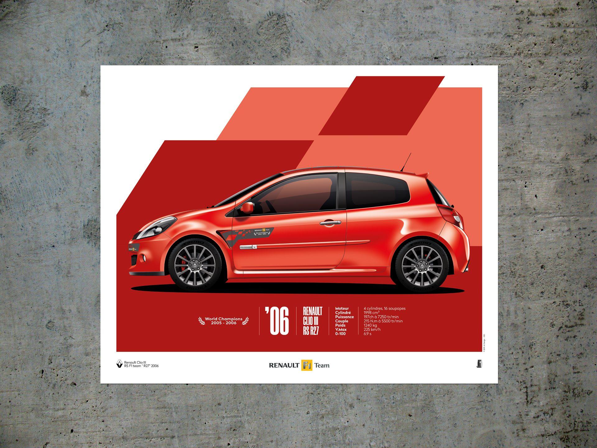 Jk Design - Clio 3 RS - 02
