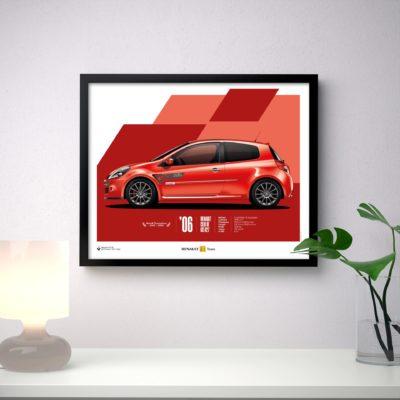 Jk Design - Clio 3 RS - 03