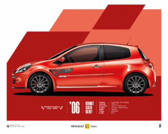 Jk Design - Clio 3 RS - 04