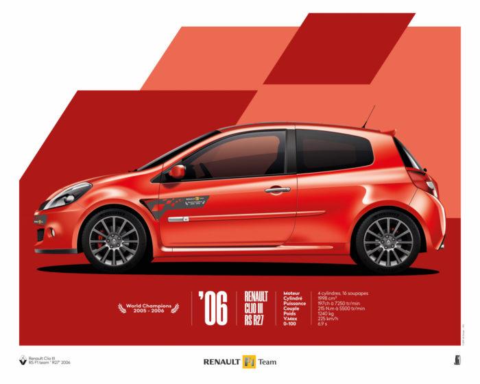 Jk Design - Clio 3 RS - 04