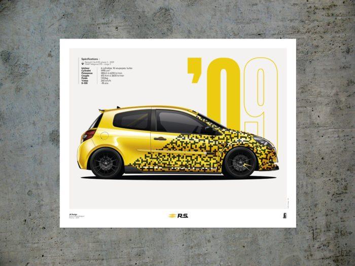 Jk Design - Clio 3 Rs Phase 2 - 02