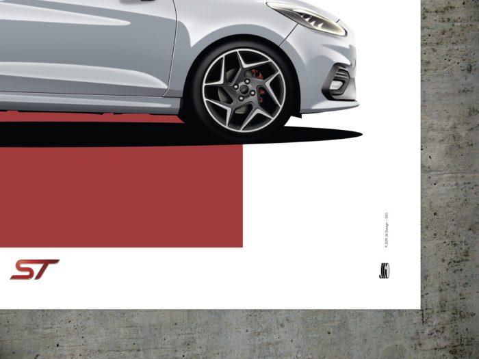 Jk Design - Fiesta ST 2018 - 01