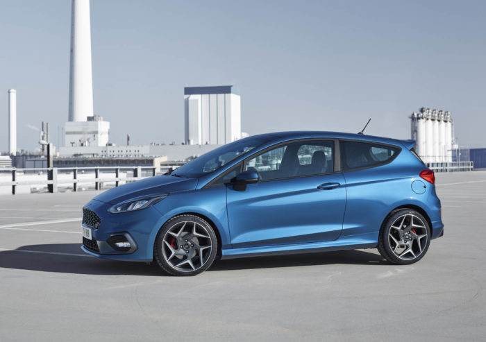 Photo Officielle Ford Fiesta ST (2018)