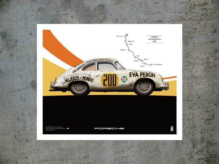 Jk Design - Porsche 356 Panamericana - 02