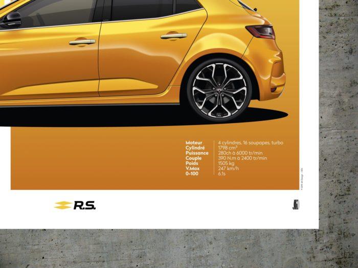 Jk Design - Renault Megane 4 RS - 01