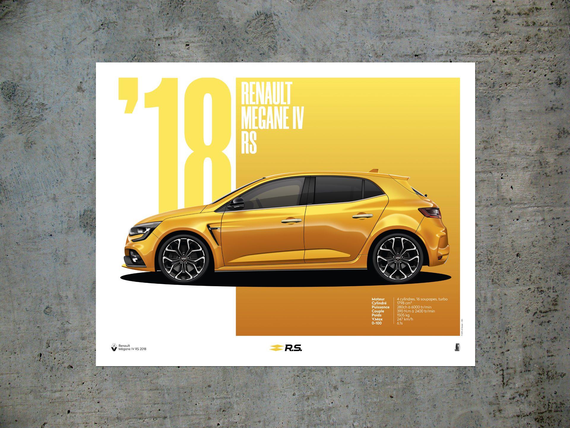 Jk Design - Renault Megane 4 RS - 02