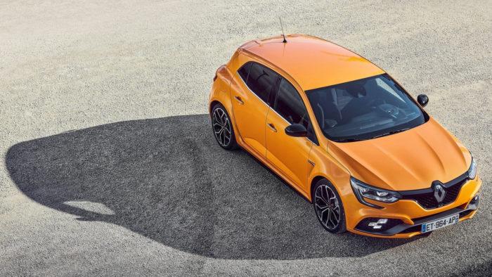 Jk Design - Renault Megane 4 RS - 06