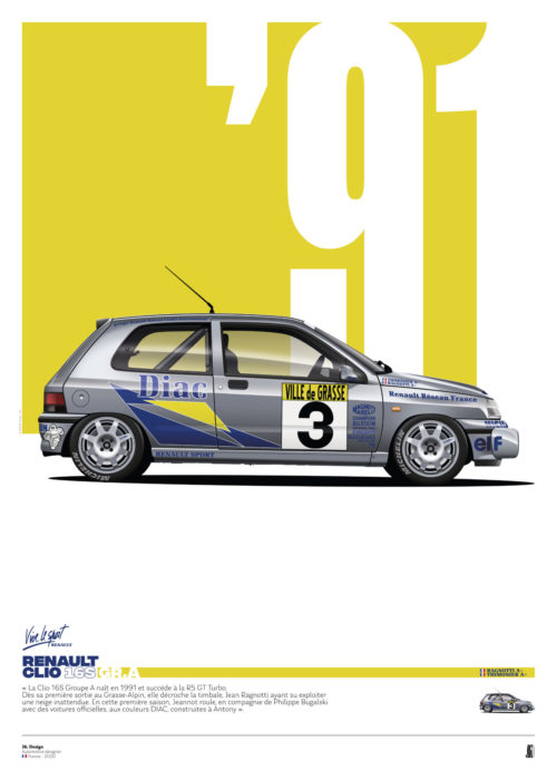 Jk Design - Clio 16s DIAC - 08