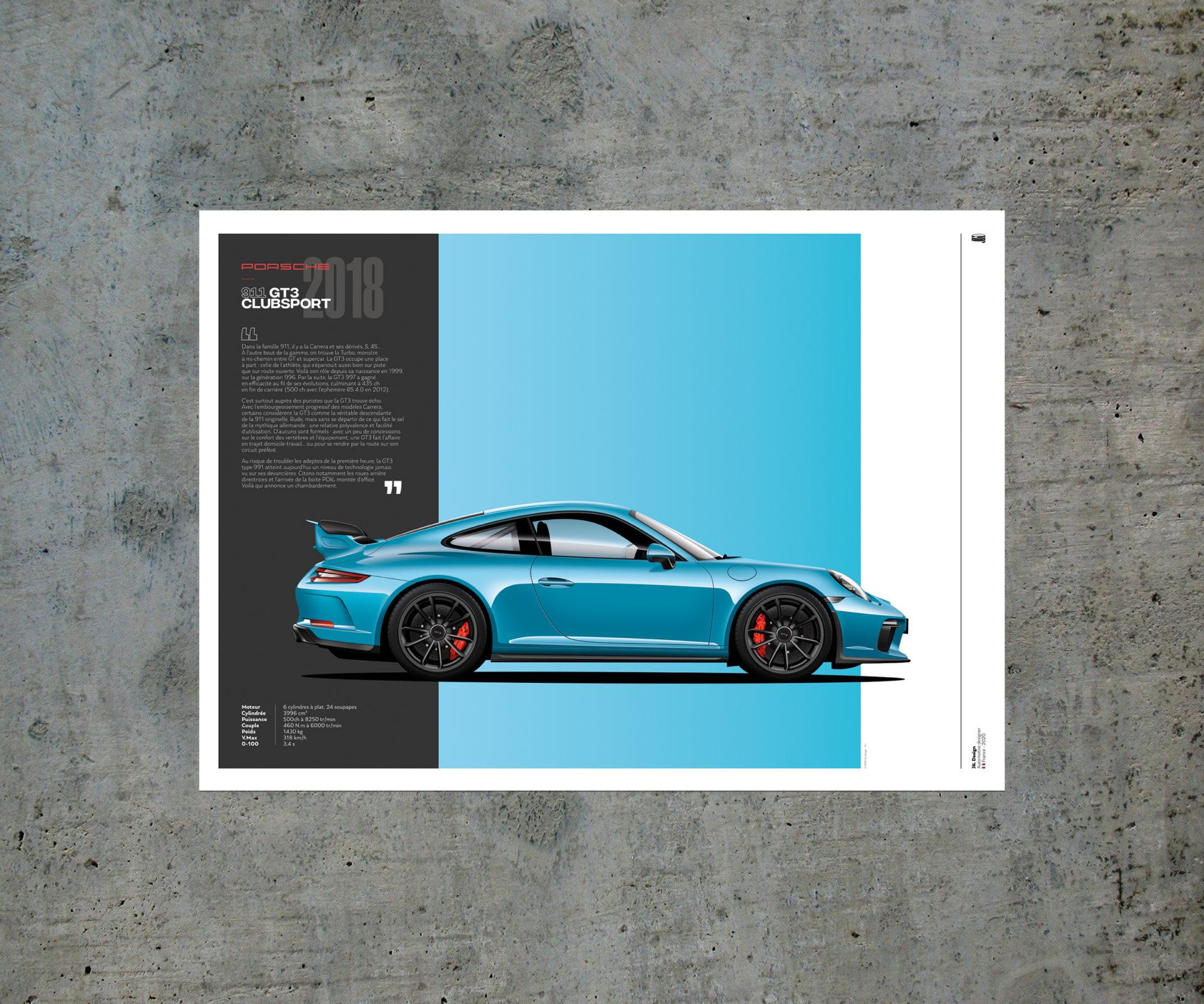 Jk Design - Porsche 911 GT3 - 13