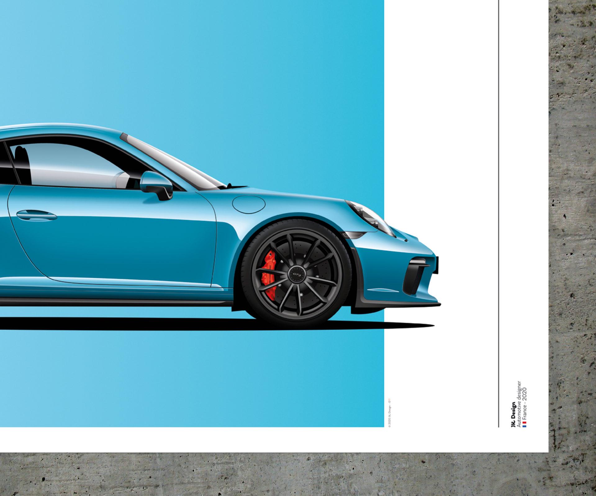Jk Design - Porsche 911 GT3 - 14