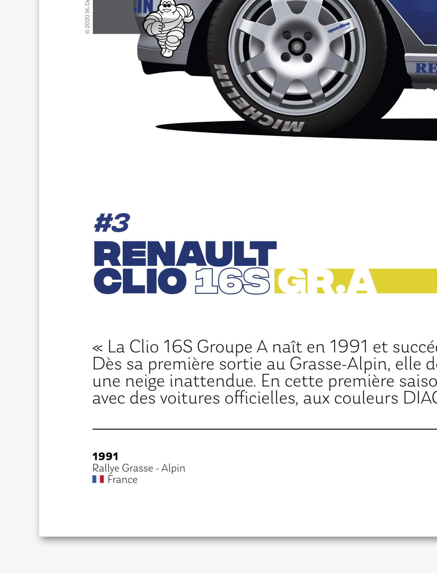 Jk Design - Clio 16s DIAC - 12