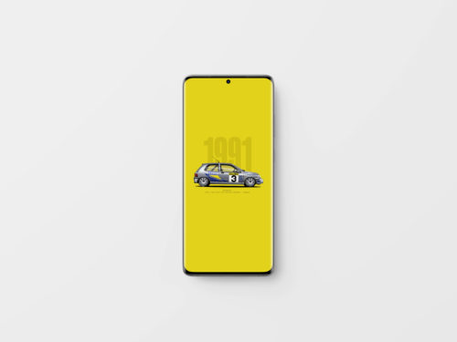 Top View Samsung Galaxy S20 Ultra Mockup By Anthony Boyd Graphic