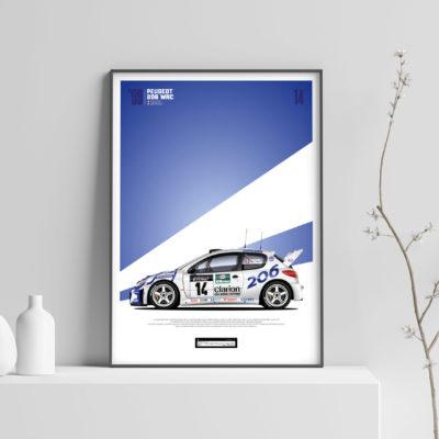 Jk Design - 206 WRC - 02
