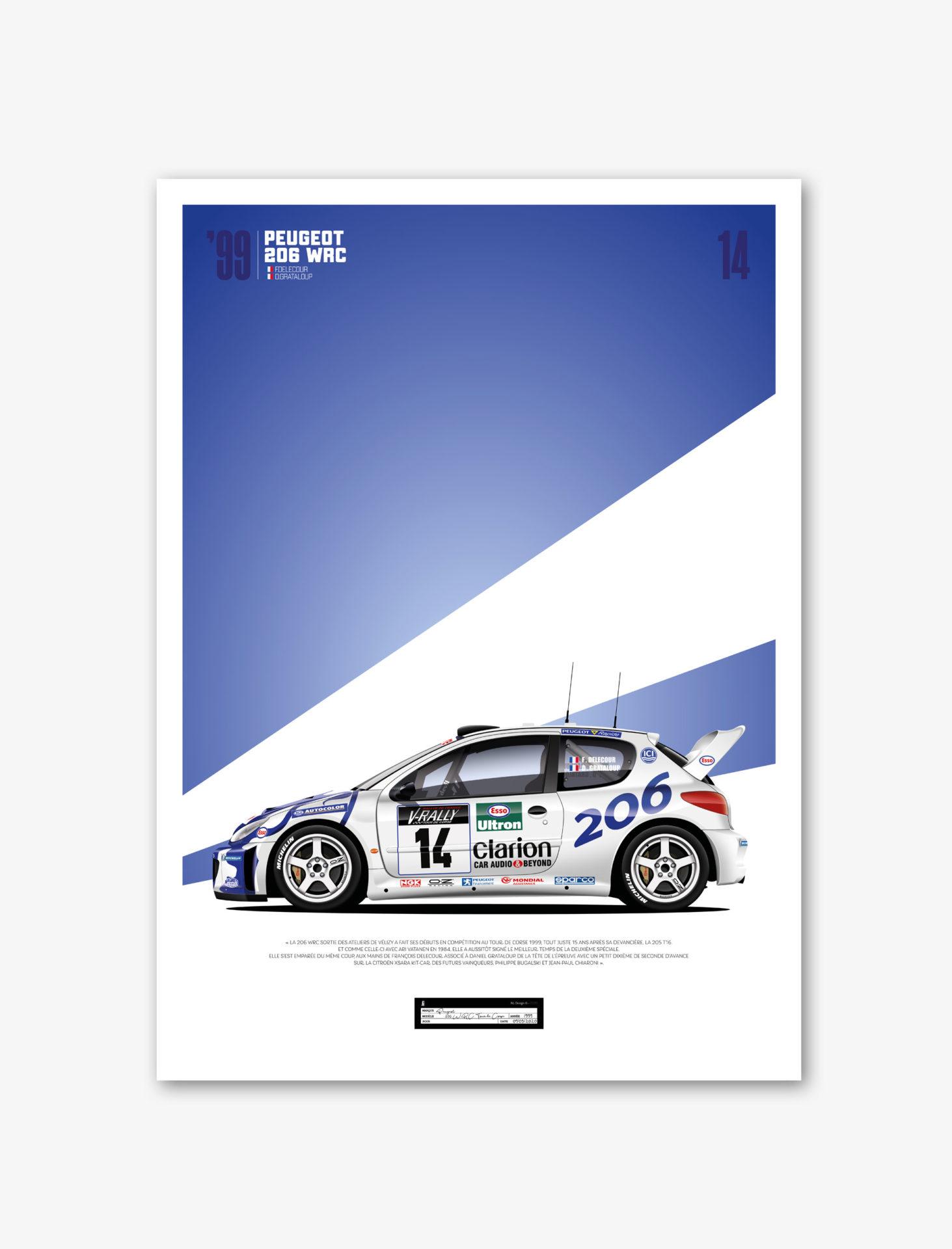 Jk Design - 206 WRC - 04