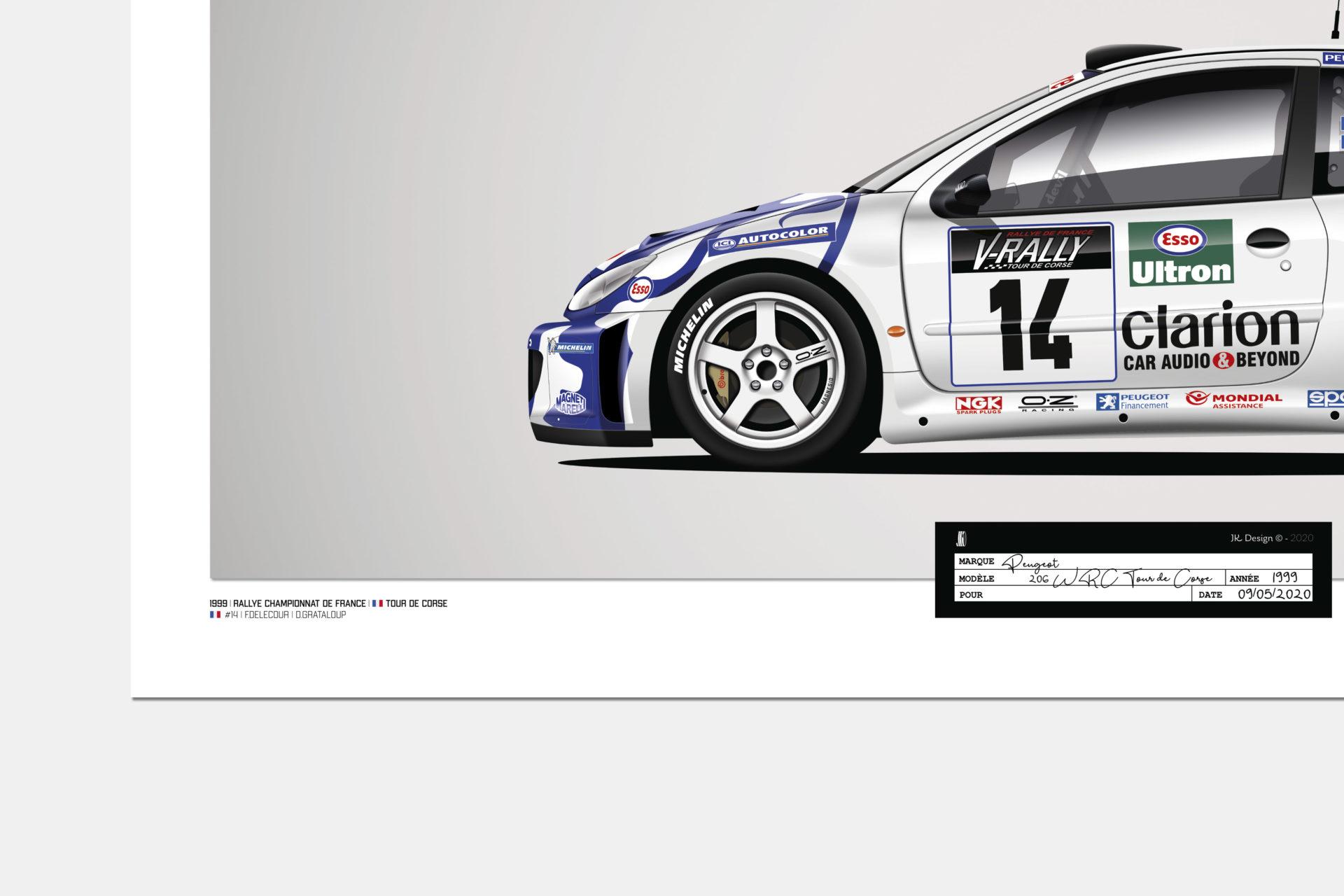 Jk Design - 206 WRC - 31