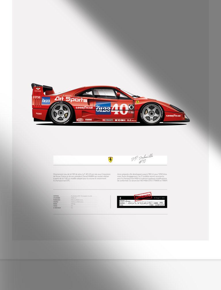 Jk Design - 50x70cm - 04
