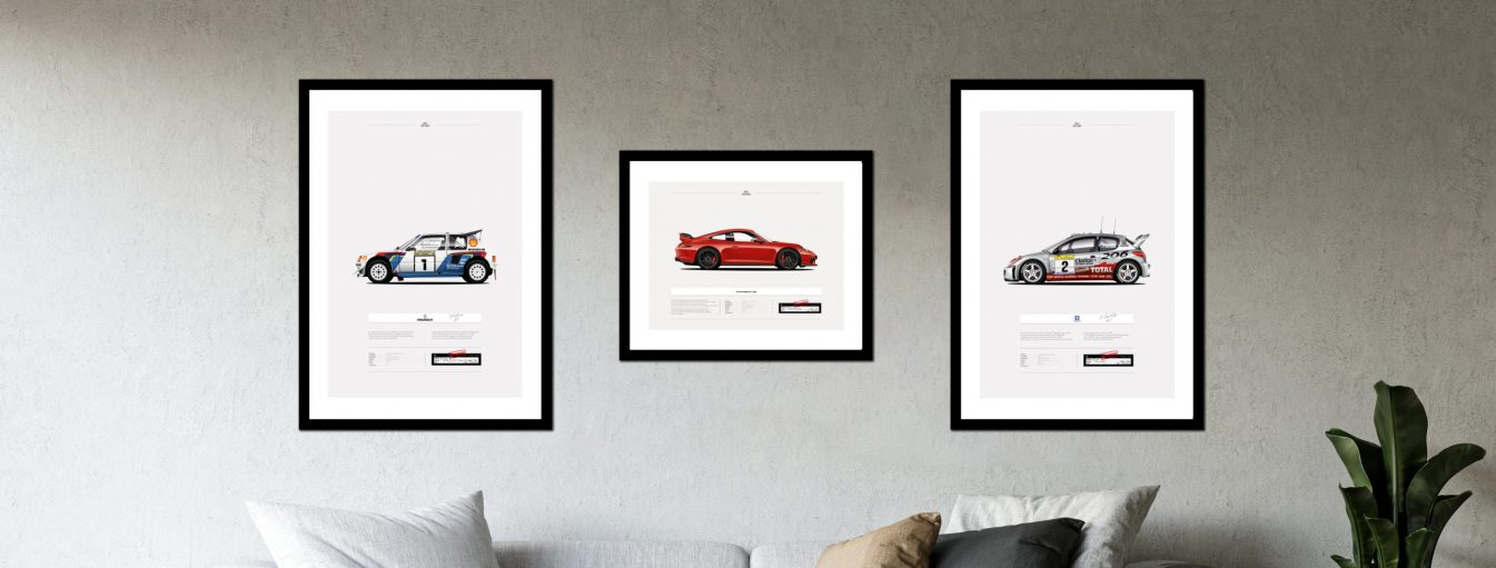 Modern Poster Mockup #10 By Anthony Boyd Graphics